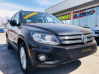 Used 2015 Volkswagen Tiguan COMFORTLINE for sale in Lévis, QC
