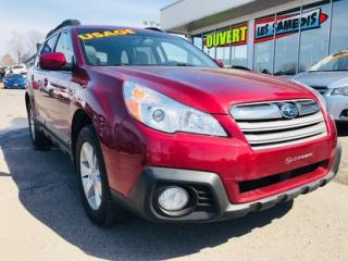 Used 2013 Subaru Outback 3.6r Ltd Package A5 for sale in Lévis, QC