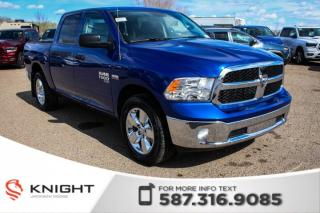 New 2019 RAM 1500 Classic SXT Plus Crew Cab for sale in Medicine Hat, AB