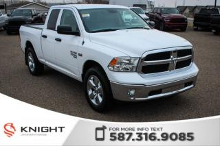 New 2019 RAM 1500 Classic SXT Quad Cab for sale in Medicine Hat, AB