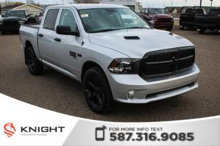 New 2019 RAM 1500 Classic Express Crew Cab for sale in Medicine Hat, AB