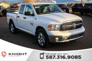 New 2019 RAM 1500 Classic SXT Plus Quad Cab V6 for sale in Medicine Hat, AB