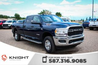 Used 2019 RAM 3500 Tradesman Crew Cab for sale in Medicine Hat, AB