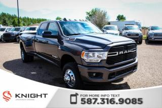 New 2019 RAM 3500 Big Horn Crew Cab DRW | Heated Seats and Steering Wheel | Remote Start for sale in Medicine Hat, AB