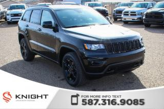 New 2019 Jeep Grand Cherokee Upland V6 | Heated Seats and Steering Wheel | Navigation | Remote Start for sale in Medicine Hat, AB