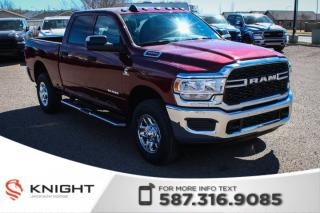 New 2019 RAM 3500 Tradesman Crew Cab for sale in Medicine Hat, AB