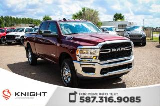 New 2019 RAM 2500 Tradesman Crew Cab | Back-up Camera for sale in Medicine Hat, AB