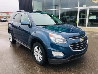 Used 2017 Chevrolet Equinox LT w/2FL for sale in Ingersoll, ON