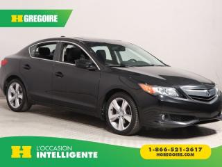 Used 2013 Acura ILX PREMIUM AC GR ELEC for sale in St-Léonard, QC