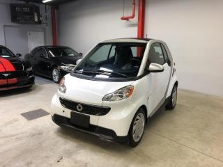 Used 2015 Smart fortwo PURE, 14000KM, AUTO, A/C, GPS for sale in Montréal, QC