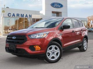 New 2019 Ford Escape S FWD for sale in Carman, MB