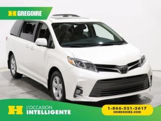 Used 2018 Toyota Sienna XLE AWD GR ELECT for sale in St-Léonard, QC