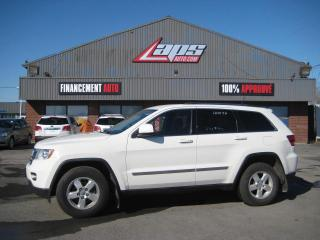 Used 2011 Jeep Grand Cherokee 4 RM 4 portes Laredo for sale in Ste-Catherine, QC