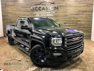 Used 2016 GMC Sierra 1500 Cabine double 4RM ELEVATION V8 5.3L 4X4 for sale in Ste-Brigitte-de-Laval, QC