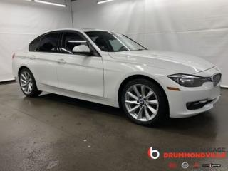 Used 2013 BMW 3 Series 320i xDrive for sale in Drummondville, QC