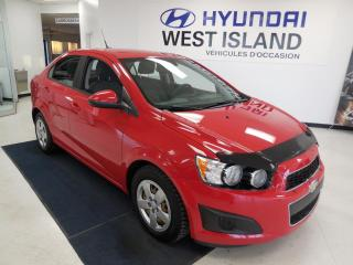 Used 2012 Chevrolet Sonic LS AUTO TRACTION AVANT for sale in Dorval, QC
