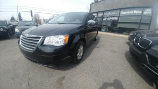 Used 2008 Chrysler Town & Country TOURISME - DEMARREUR A DISTANCE for sale in Beloeil, QC