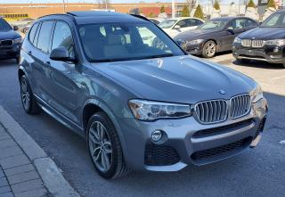 Used 2015 BMW X3 Xdrive28i M Sport for sale in Dorval, QC