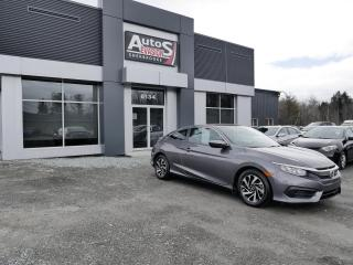 Used 2016 Honda Civic Vendu, sold merci for sale in Sherbrooke, QC