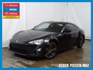 Used 2013 Scion FR-S 200hp|mag|audio for sale in Drummondville, QC