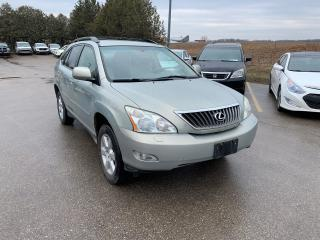 Used 2008 Lexus RX 350 for sale in Waterloo, ON