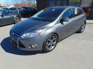 Used 2013 Ford Focus SE for sale in Châteauguay, QC