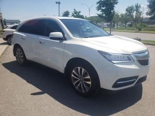 Used 2016 Acura MDX SH-AWD NAV PKG for sale in Châteauguay, QC
