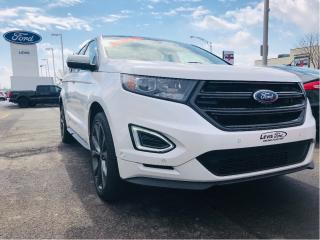 Used 2018 Ford Edge SPORT for sale in Lévis, QC