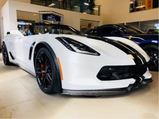 Used 2018 Chevrolet Corvette Z06 650 Hp,freins for sale in Lévis, QC