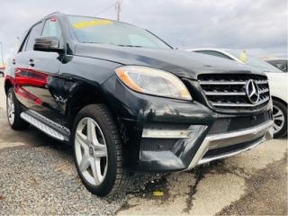 Used 2015 Mercedes-Benz ML 350 Bluetec Awd Diesel for sale in Lévis, QC