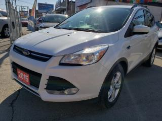 Used 2015 Ford Escape EcoBoost/Navi/Bk-up Cam/Bluetooth/Heated Seats for sale in Scarborough, ON