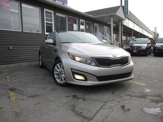 Used 2015 Kia Optima EX NO ACCIDENTS!!  PANORAMIC ROOF!!! LEATHER INTERIOR, HEATED SEATS, BACK UP CAMERA for sale in Scarborough, ON