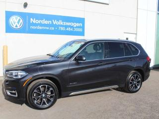 Used 2014 BMW X5 xDrive35d - DIESEL! PREMIUM - HEATED WHEEL - PANO ROOF! for sale in Edmonton, AB