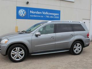 Used 2010 Mercedes-Benz GL-Class GL 350 BlueTEC 4MATIC AWD for sale in Edmonton, AB
