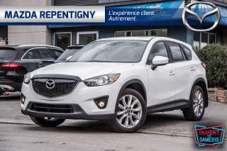 Used 2015 Mazda CX-5 GT-Tech AWD GPS Cuir Bose for sale in Repentigny, QC