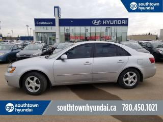 Used 2008 Hyundai Sonata GL/2ND SET OF TIRES/POWER OPTIONS/CRUISE CONTROL for sale in Edmonton, AB