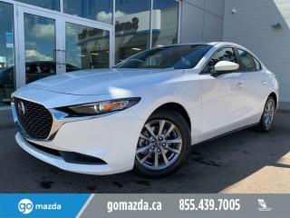 New 2019 Mazda MAZDA3 GS LUXURY AWD W/i-ACTIV for sale in Edmonton, AB