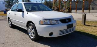 Used 2003 Nissan Sentra XE for sale in West Kelowna, BC