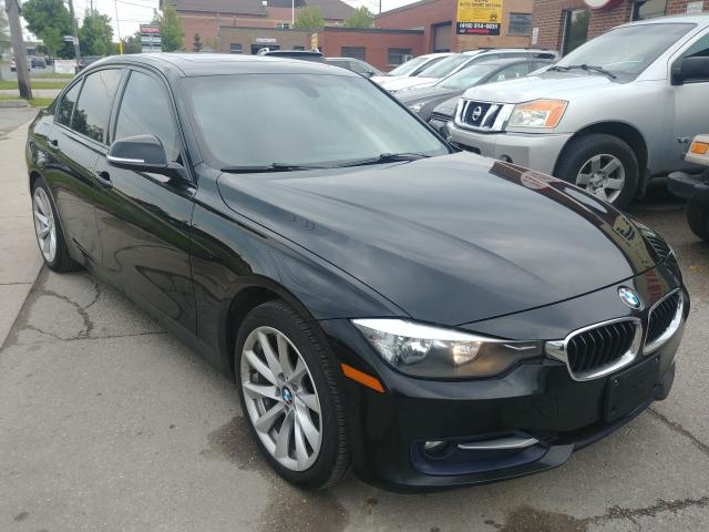 2014 BMW 3 Series 320i xDrive Salsa Seats