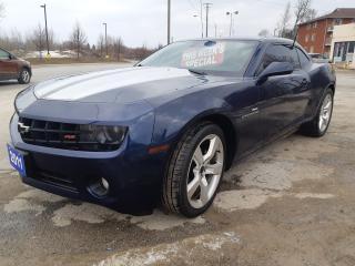 Used 2011 Chevrolet Camaro 1LT for sale in Orillia, ON