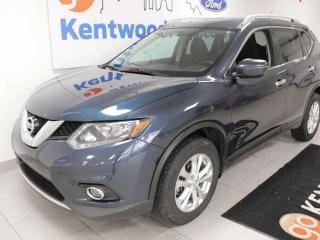 Used 2016 Nissan Rogue AWD Rogue with heated power seats, back up cam and keyless entry for sale in Edmonton, AB