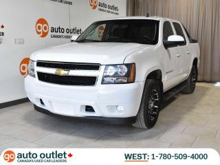 Used 2011 Chevrolet Avalanche 4X4, Cruise control, Dual climate control for sale in Edmonton, AB