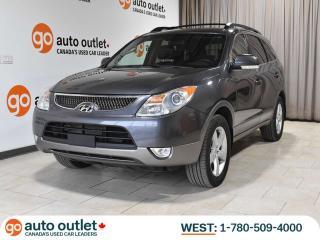 Used 2010 Hyundai Veracruz Limited AWD, 7 passenger, Heated seats, Sunroof for sale in Edmonton, AB