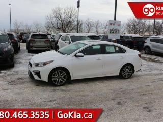 New 2019 Kia Forte EX PREM; HEATED SEATS, BACKUP CAMERA, BLUETOOTH, A/C, ALLOY RIMS for sale in Edmonton, AB