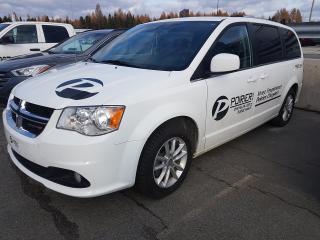 Used 2018 Dodge Grand Caravan SXT Premium Plus VÉHICULE DU SERVICE for sale in Val-D'or, QC