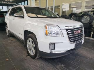 Used 2017 GMC Terrain SLT, HEATED SEATS, REAR VIEW CAMERA for sale in Edmonton, AB