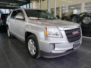 Used 2016 GMC Terrain SLE, HEATED SEATS, REAR VIEW CAMERA, ACCIDENT FREE for sale in Edmonton, AB
