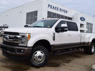 New 2019 Ford F-350 Super Duty DRW King Ranch for sale in Peace River, AB