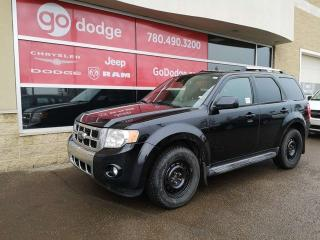 Used 2009 Ford Escape Limited for sale in Edmonton, AB
