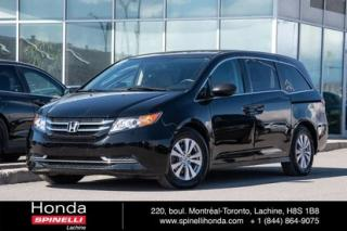 Used 2016 Honda Odyssey Se 8 Pass 8 Pass for sale in Lachine, QC